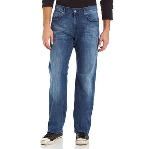7 for all mankind 31x34 austyn straight jeans 0764